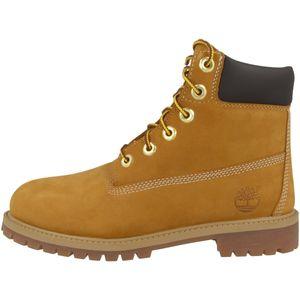 Timberland 6 Inch Premium Stiefel Braun Schuhe, Größe:40