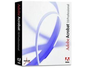Adobe Upgrade to Acrobat Professional v7 Acrobat Professional, DUT, Upgrade, 1 Benutzer, 495 MB, 128 MB, PowerPC G3