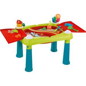 Curver Keter aufklappbarer Spieltisch für Kinder