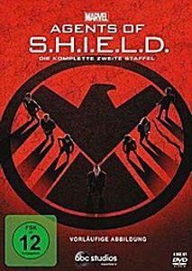 DVD Marvel´s Agents Of S.H.I.E.L.D.: Die komplette zweite Staffel