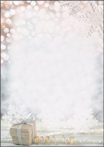 sigel Weihnachts-Motiv-Papier Christmas Surprise A4 90g/qm 100 Blatt