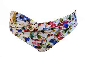 Short Stories Bikini Slip 40 Floral Binikihose Bottom Hipster Swim #X165a
