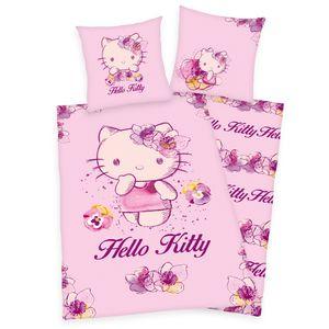 Hello Kitty Wende Bettwäsche 80 x 80 cm / 135 x 200 cm