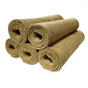 Nager-Teppich aus 100 % Hanf, 80 x 40 cm, 10 mm dick 5er Pack