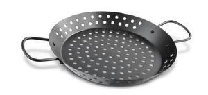 JAMIE OLIVER BBQ Grillrost, Lochpfanne , Grillkorb, Ø 30 cm