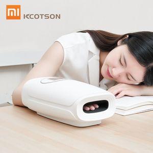 Xiaomi Youpin PMA Elektrische Handmassagegeraet Palm Finger Acupoint Wireless Massage mit Luftdruck und Waermekompression fuer Geschenk
