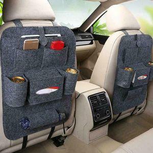 Autositztasche Rückenlehnentasche Auto Kfz Organizer Rücksitz Tasche Schutzmatte