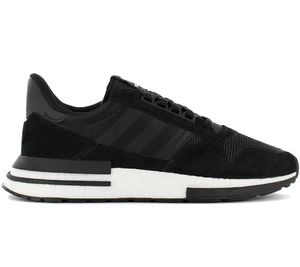 adidas Originals ZX 500 RM B42227 Schuhe Schwarz , Größe: EU 44 2/3 UK 10