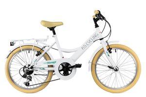Kinderfahrrad 20'' Toscana RH 36 cm KS Cycling 636K