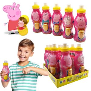 Peppa Pig Surprise Drink Multifrucht 12 Stk. mit Überraschungsfigur (3,6 l)