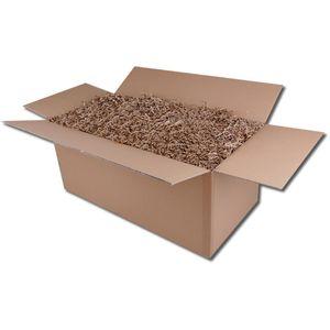 Füllmaterial zum verpacken, Papp-Schredder aus Pappe/Kartonage 225 Liter