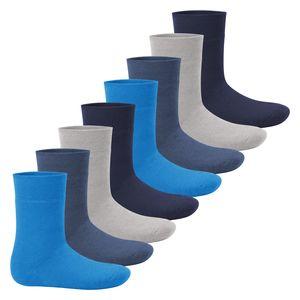 Footstar! Kinder - Everyday! Thermo Socken 8er - Jeans 31-34