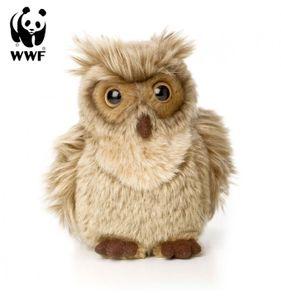 WWF Plüschtier Waldkauz (15cm) lebensecht Kuscheltier Stofftier Eule