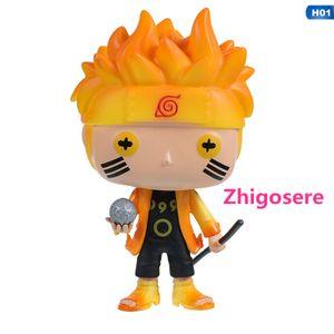 10cm Anime Funko Pop Naruto Shippuden Figurenspielzeug Figuren