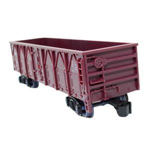 1:87 Simulation Zug Modellwagen Kinderspielzeug Elektroschienen Güterwagen D. Stil D.