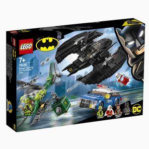 LEGO® DC Universe Super Heroes™ Batman: Batwing und der Riddler Überfall, 76120