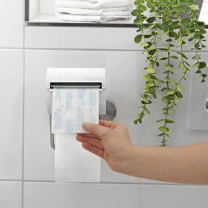 bideo Toilettenpapierhalter bi deo Befeuchtungsfunktion nie wieder bohren