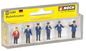 Noch 15265 Bahnbeamte Deutschland