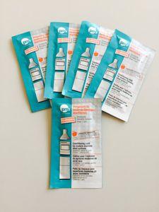 Edelstahlpflege Edelstahlpflegetuch 5 Tücher in Box von PMS ehemals Benckiser