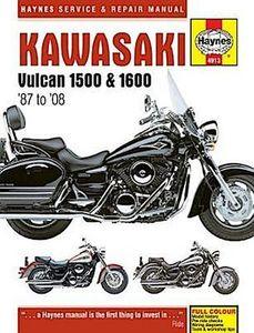 Coombs, M: Kawasaki Vulcan 1500 & 1600 (87-08)