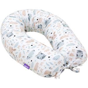 Schwangerschaftskissen [Very Morning] Stillkissen Lagerungskissen Seitenschläferkissen XL 170cm