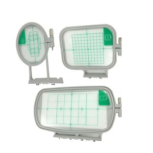 Plastic Hoops For  Embroidery Machine, 3 Pieces
