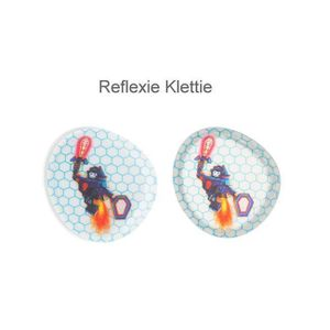 ergobag Klettie (1tlg.) Special Edition Accessoires Roboter