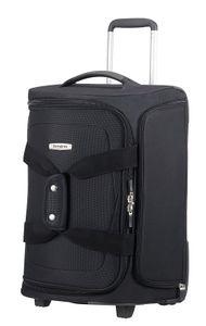 Samsonite Spark SNG Duffle/Wh 55/20 Black 876081041 Reisetasche mit Rollen Weichgepäck