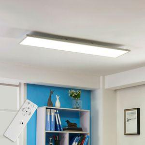 Arcchio LED Deckenleuchte (LED Panel) 'Philia' dimmbar mit Fernbedienung (Modern) in Weiß u.a. für Wohnzimmer & Esszimmer, inkl. Leuchtmittel - Lampe, LED-Deckenlampe, Deckenlampe