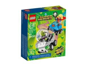 LEGO® DC Universe Super Heroes™ Mighty Micros: Supergirl™ vs. Brainiac™ 76094