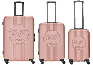 19V69 ITALIA Kofferset Milano 3er-Set Koffer