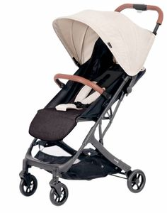 Knorr-Baby B-EASY FOLD - Buggy mit Trolleygriff, Creme
