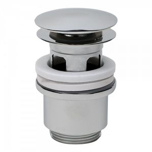 Universal Ablaufgarnitur POP UP Ventil für Waschtisch / Waschbecken