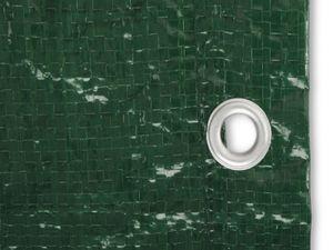 Schutzhülle Gartenschaukeln XL | 244 x 145 x 170 cm | grün