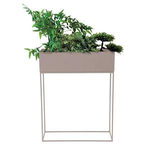 Pflanzkasten Blumenständer 55x20x70cm Grau (Flint Gray)
