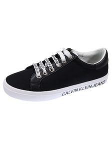 Calvin Klein Damen Sneaker in Schwarz, Größe 39