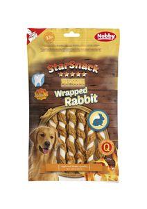 Nobby STARSNACK BBQ Wrapped Rabbit 113 g, 50416