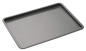 KITCHEN CRAFT MasterClass Non-Stick Baking Tray Antihaft Backblech Stahl Grau 35x25x2cm