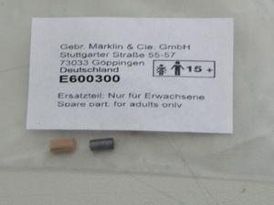 Märklin H0 600300 Kohle Bürste  für Scheibenkolektor
