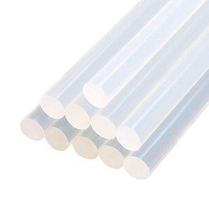 Wolketon ?11 mm Heisskleber Sticks Standard, 1KG 55 Stueck, Transparent DIY Klebesticks Heissklebesticks Heissklebestifte Heissklebepatronen¡