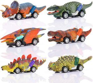 2020 Neuestes Spielzeug Dinosaurier Auto - Geschenke für Kinder
