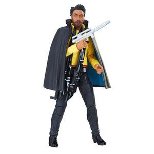 Hasbro Star Wars E1206ES0 The Black Series Figure Lando Calrissian, Actionfigur - 6 Zoll