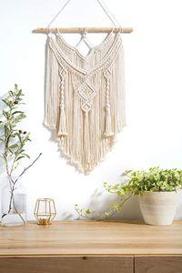 Böhmischer Wandteppich, Spitze Wandbehang Wandteppich Böhmische gewebte Hausdekoration
