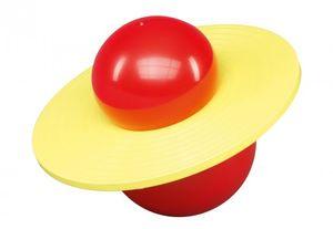 John Saturn-Hopper Rot-Gelb belastbar bis 50kg, 1Stück