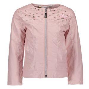 Le Chic Mädchen Jacke Übergangsjacke Powder Blush rosa Gr.140