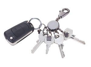 TROIKA Schlüsselanhänger PATENT SIGN