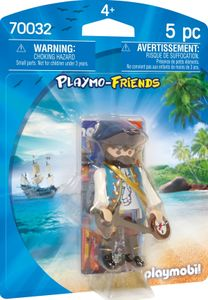 PLAYMOBIL Pirat, 70032