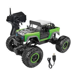 1/20 RC Buggy Truck Hobby Spielzeugautos Elektrofahrzeug Crawler Grün Farbe Grün