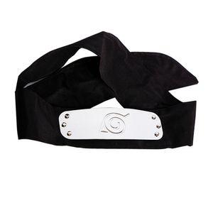 Naruto Shippuden Stirnbänder, Naruto Costume Leaf Village Headband, Kunai Konoha Ninja Shuriken Itachi Kakashi Cosplay -