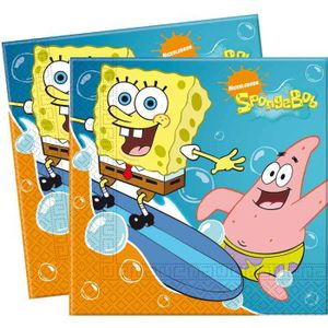 """Heyne Servietten """"Spongebob"""""""